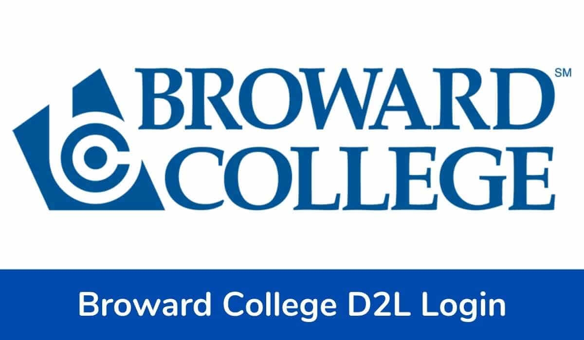 Broward College D2L Login