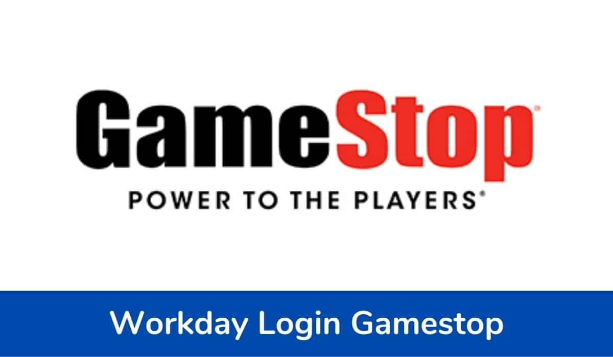 Workday Login Gamestop