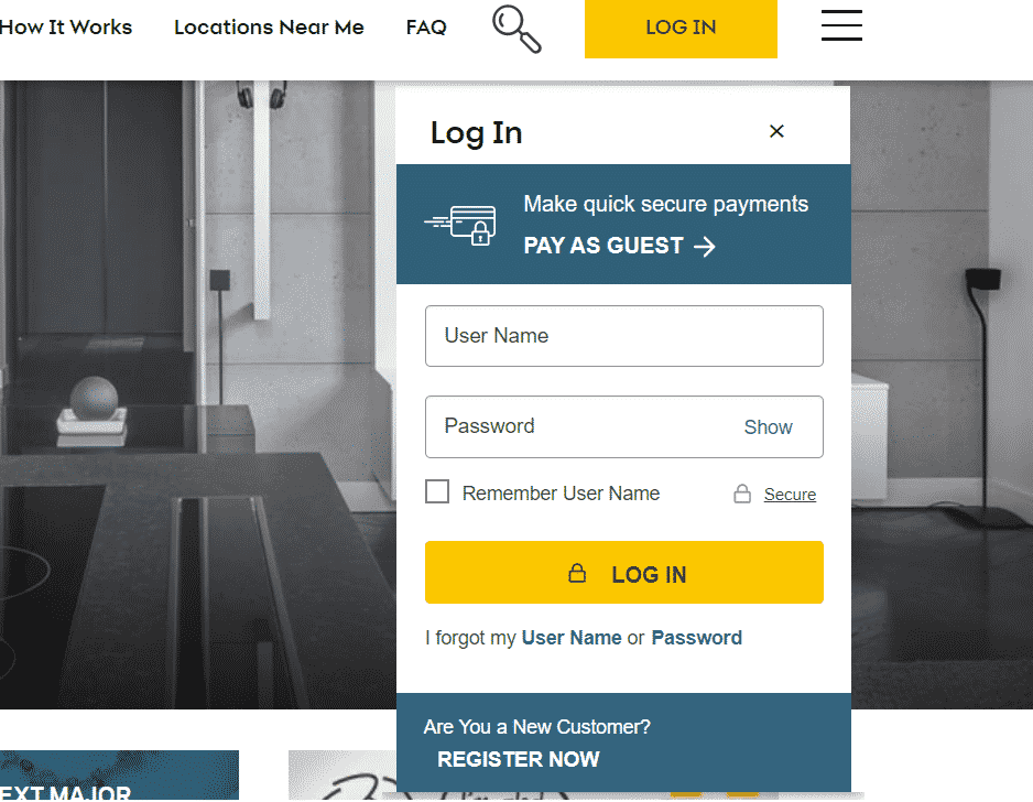 How To Login In HH Gregg Credit Card Account