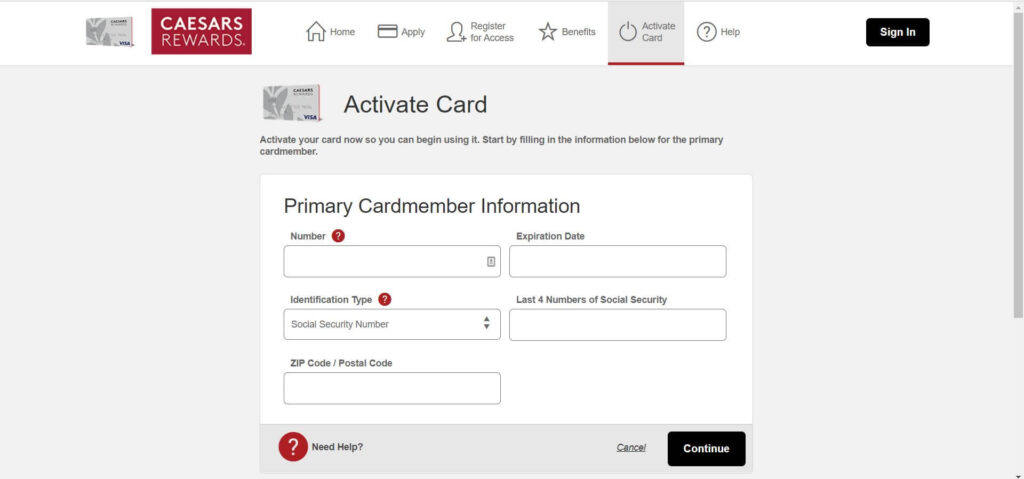 How To Activate Total Visa Cards