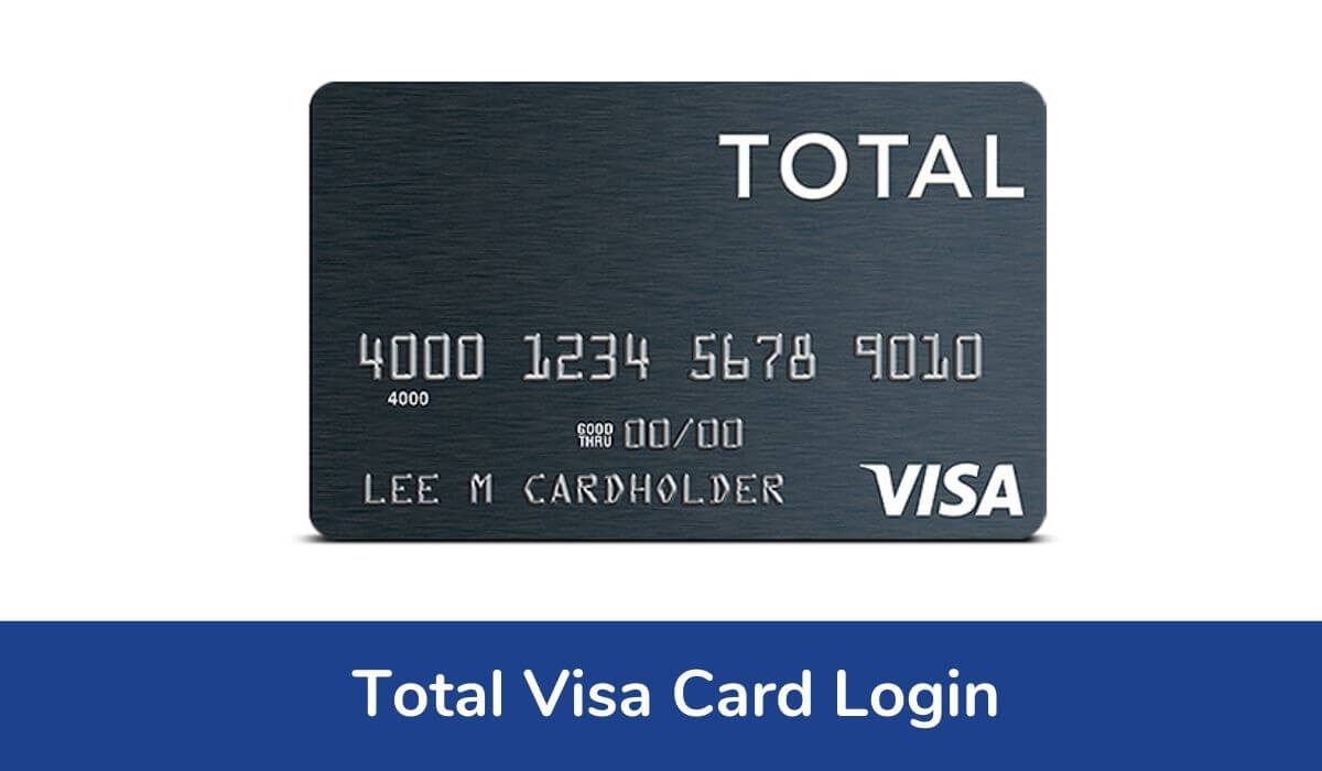 Total Visa Card Login